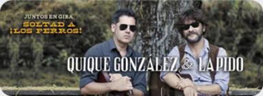 QUIQUE GONZÁLEZ & LAPIDO