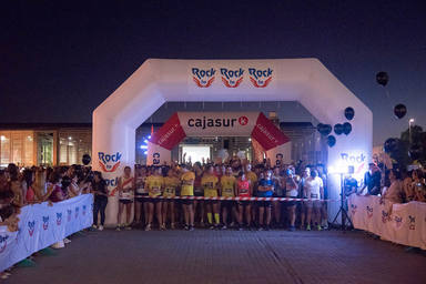 Rock FM Night Running