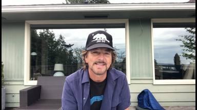 Eddie Vedder sortea el mejor cumpleaños de tu vida para recaudar dinero contra el COVID-19