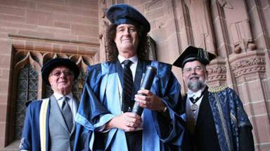 Brian May (Queen) desvela por qué fue más difícil acabar su carrera universitaria siendo una estrella del rock