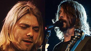 Dave Grohl (Foo Fighters) explica por qué la fama le afectó menos a él que a Kurt Cobain (Nirvana)