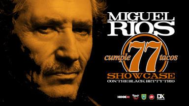 Miguel Ríos celebra su 77 cumpleaños con nuevo disco y un bestial concierto en streaming