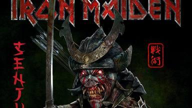 Escucha al completo 'Senjutsu', lo nuevo de Iron Maiden