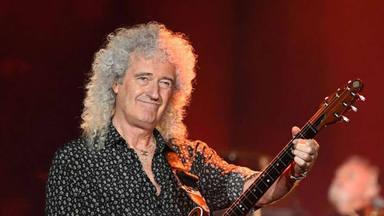 Brian May quiere volver a la música cuanto antes