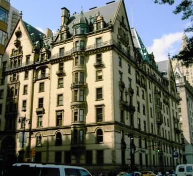 El edificio Dakota, Nueva York. Foto de Beyond my Ken en Wikimedia Commons