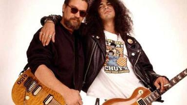 """Slash (Guns 'N Roses): """"El mundo cambió cuando Van Halen sacaron su disco debut"""""""