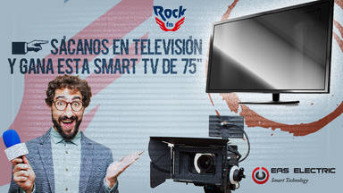Sácanos en televisión y llévate una tele