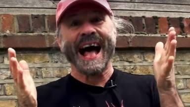 "Bruce Dickinson (Iron Maiden) logra recaudar más de un millón de libras recorriendo ""más de 60.000 kilómetros"""
