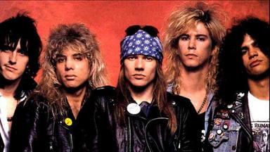 El motivo por el que 'Use Your Illusion' de Guns N' Roses de dividió en dos: el plan maestro de Axl Rose