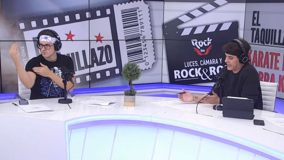 Ya puedes escuchar el último episodio de 'Luces, Cámara y Rock and Roll': 'Karate Kid' y 'Cobra Kai'