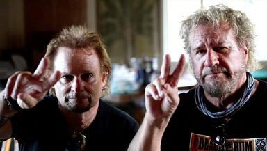 Sammy Hagar y Michael Anthony (ex-Van Halen) lanzan 'Van Hagar', su nuevo proyecto