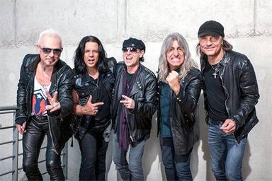 Los Scorpions no se retiran nunca