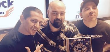 Entrevista a SKUNK D.F.