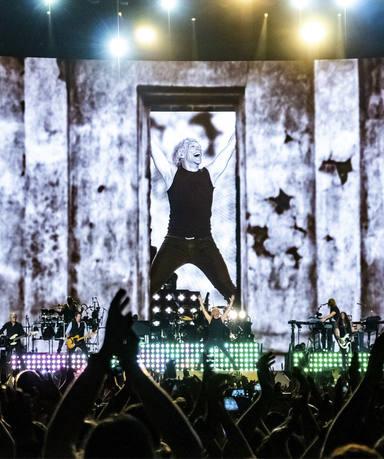 Bon Jovi en Madrid