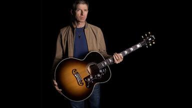 Noel Gallagher ya tiene una guitarra exclusiva con su nombre.