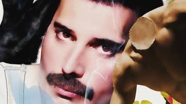 Los extraños cuadros de Freddie Mercury (Queen) que podrás comprar, pero no colgar en tu casa