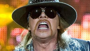 El tremendo bajón de este clásico de Guns N' Roses en el RockFM 500: ¡increíble!