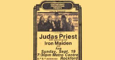 """La verdadera historia de la pelea entre Iron Maiden y Judas Priest: """"K.K. Downing tiene problemas"""""""