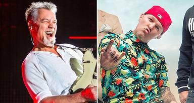 ¿Cómo acabó Eddie Van Halen ecañonando con una pistola a Fred Durst (Limp Bizkit)?