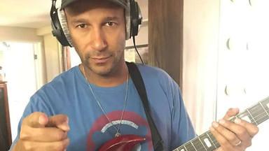 La genial historia de Tom Morello (Rage Against the Machine) con su primera guitarra