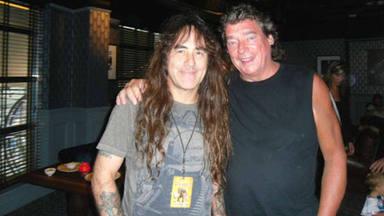 Estuvo unos meses en Iron Maiden y ahora no se puede creer que esté nominado al Rock and Roll Hall of Fame