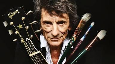 Ronnie Wood (The Rolling Stones) afirma que ha superado un segundo cáncer durante el confinamiento