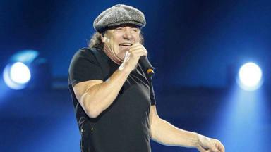 """Así se han unido Brian Johnson (AC/DC) y Foo Fighters para tocar una increíble versión de """"Back in Black"""""""