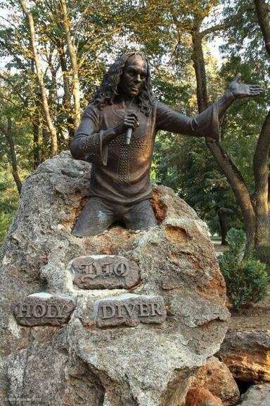 Estatua Dio