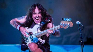 """Steve Harris (Iron Maiden) y sus canciones favoritas: """"No me gustan los solos de bajo, pero este es increíble"""""""