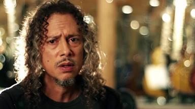 La tremenda falta de respeto de Lars Ulrich y James Hetfield a Kirk Hammett (Metallica) estando borrachos