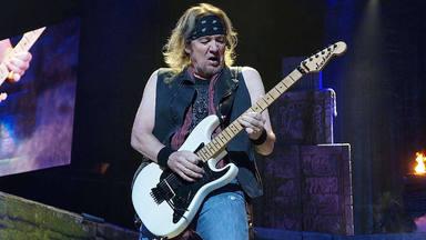 """Adrian Smith (Iron Maiden): """"Vimos al demonio y vivimos para contarlo"""""""