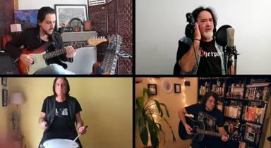 """Los Barones cambian la letra y adaptan al country rock su nueva versión de """"Resistiré"""" desde casa"""