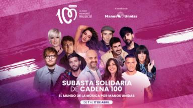 La subasta solidaria de Cadena 100: hazte con una lámina dibujada por Fito Cabrales (Platero y Tú)