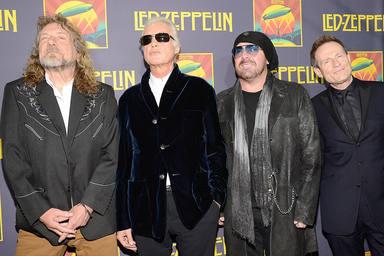 Cuando la boda de Jason Boham reunió a Led Zeppelin para tocar sus clásicos