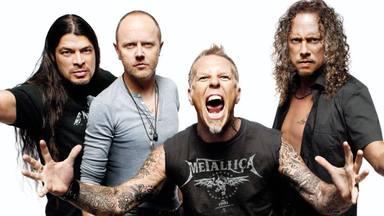 """El increíble momento en el que Metallica intentó tocar """"Enter Sandman"""" al revés"""