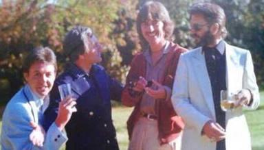 La boda que junto encima de un escenario a Jagger, Clapton, Baker y The Beatles homenajeando a Little Richard