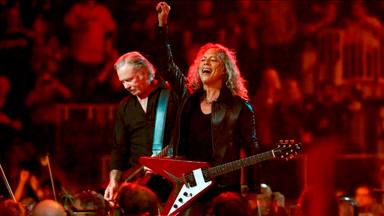 """Kirk Hammett (Metallica) tiene claro que lo han dado todo: """"Es difícil y exigente trabajar en estas situacione"""