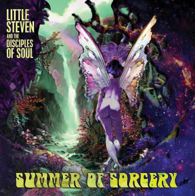 """LITTLE STEVEN: """"Summer Sorcery"""""""