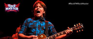 Rockmaster John Fogerty