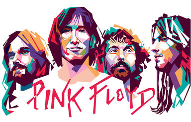 Tres a las tres Pink Floyd