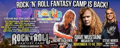 Cartel Rock And Roll Fantasy Camp
