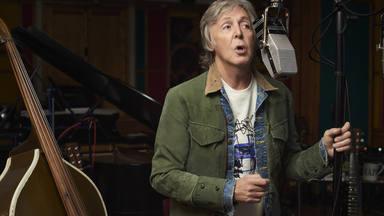 Paul McCartney ha estrenado una docuserie con Rick Rubin