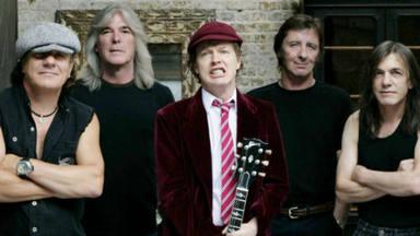 AC/DC, los rockeros mejor pagados