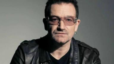 """Bono (U2) comparte la lista de las 60 canciones """"que le salvaron la vida"""""""