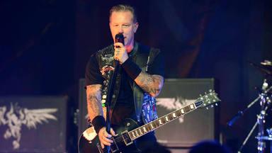 """James Hetfield (Metallica): """"He estado componiendo y tengo mucho material"""""""