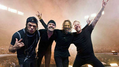 Fight fire with...¡Metallica!