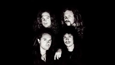 """Escucha la demo de """"Enter Sandman"""" que James Hetfield y Lars Ulrich (Metallica) grabaron en su sótano en 1990"""