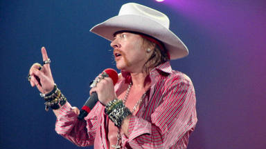 "Axl Rose (Guns N' Roses) estalla contra Donald Trump: ""Eres una persona horrible y con malas intenciones"""