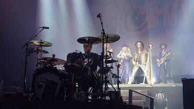 La épica gesta del técnico de sonido de Aerosmith para salvar a la banda