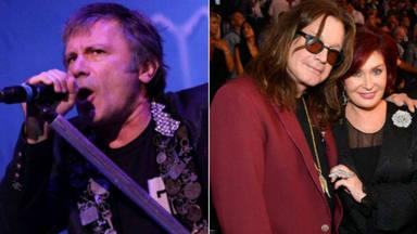 """Matt Heafy (Trivium) recuerda cómo """"defendió"""" a Iron Maiden ante el ataque de Ozzy y Sharon Osbourne"""